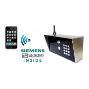 Interfon Industrial Wireless Fara Fir AES IBK