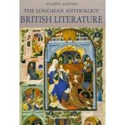 Longman Anthology of British Literature, Volume 1a and 1b by David Damrosch