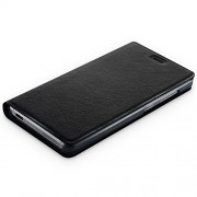 Cell-loid™ Top Quality card holder imported flip cover for Lava A73