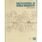 Encyclopaedia of World Biography: 1998 Supplement v. 18 by Suzanne Michele Bourgoin