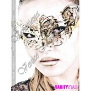 Maschera fatta a mano Sara Gold