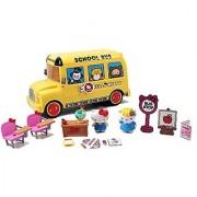 Hello Kitty School Bus Playset