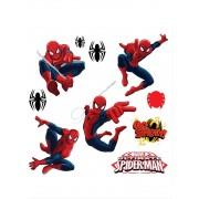 Sticker Ultimate Spiderman