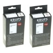 YX103401 Vízkőmentesítő por Krups kávéfőzőkhöz F054 2db-os
