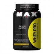 Whey Pro 1KG Pote - Max Titanium