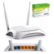 Router Inalambrico Tp-link Tl-mr3420 Modem 3g 4g 300mb