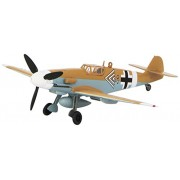 Easy Model 37253 - Modellino aereo Messerschmitt Bf-109 G-2 JG 27 del 1943, scala: 1:72