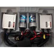 Kit Xenon - balast ultraslim, H9, 55 W, 12 V