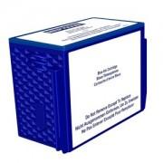 cartouche bleu pour imprimante Pitney Bowes Dm220i