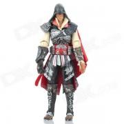 """""""7 """"""""Assassins Creed II figura de accion de plastico - Ezio"""""""