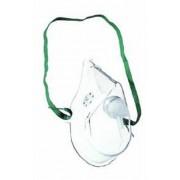 Medline Industries Oxygen Mask Pediatric w/7' Tubing Medium Conc (each) Part No.HCS4601