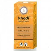 Vopsea de par naturala blod mediu Khadi