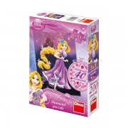 Diamond puzzle - Rapunzel (200 piese)