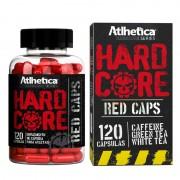 Hardcore Red Caps (120Caps) Atlhetica Nutrition