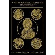 Ignatius Catholic Study Bible: New Testament by Scott W. Hahn