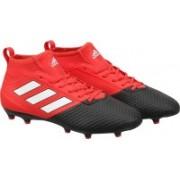Adidas ACE 17.3 PRIMEMESH FG Football Shoes(Red)