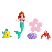Disney Princess Ariels Deluxe Bath Bag By Mattel