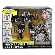 Spin Master Bakugan - Figura Mechtavius Destroyer (4 en1)