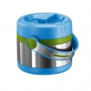 Isolerend bakje, blauw/groen