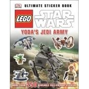 LEGO Star Wars Yoda's Jedi Army Ultimate Sticker Book by DK