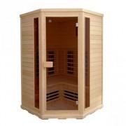 Cabina sauna cu infrarosu Sanotechnik Apollo D60730, 2 persoane