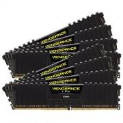 Corsair CMK64GX4M8A2133C13 Vengeance LPX Memoria per Desktop a Elevate Prestazioni da 64 GB (8x8 GB), DDR4, 2133 MHz, CL13, con Supporto XMP 2.0, Nero