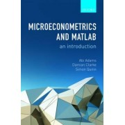Microeconometrics and MATLAB: An Introduction by Abi Adams