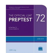 Official LSAT Preptest 72