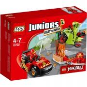 LEGO Juniors: Ninjago Snake Showdown (10722)