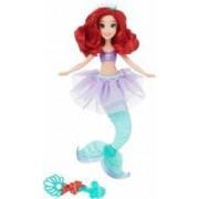 Papusa Hasbro Disney Princess Ariel Joaca In Apa