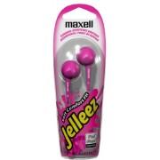 Maxell 190526 Jelleez Ear buds Pink
