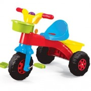 Dolu - My First Trike Unassembled In Print, triciclo (6267006)