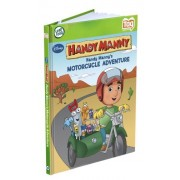 LeapFrog Tag Activity Storybook Handy Manny's Motorcycle Adventure by LeapFrog Enterprises
