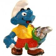 Schlelich - The Smurfs - 1998 - Golfer Smurf (Golgerschlumpf)
