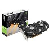 MSI GeForce GTX 1060 6 GT OCV1 6 GB DDR5 RAM 192bit