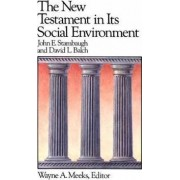 The New Testament in its Social Environment by John E. Stambaugh