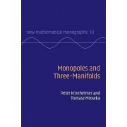 Monopoles and Three-manifolds by Peter Kronheimer