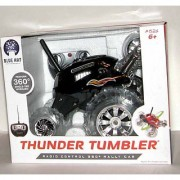 Blue Hat Toy Company Thunder Tumbler Rc Spinning Car