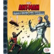 My Little Marvel Book Ant-Man - Small Hero, Big Thrills