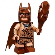 Mini Figurine Lego® Serie 17 - The Batman Movie : Clan Of The Cave Batman