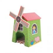 Bigjigs Toys Rail Windmill Train
