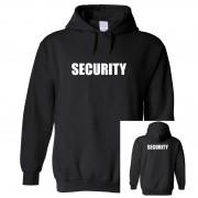 """Hoodie - Security (Front & Back Print)"""