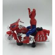 Sani International Amazing Spider Man On Bike
