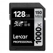 Lexar profesional 1000x sdhc / sdxc 128GB - LSD128GCRBNA1000