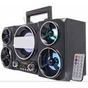RADIO PORTATIL CAIXA SOM AMPLIFICADA Fm, Usb, Sd Bluetooth PCMAC