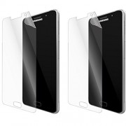 Pack of 2 Clear Screenguard of Karbonn A6 Turbo