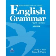 Understanding and Using English Grammar B and Audio CD (without Answer Key) by Betty Schrampfer Azar