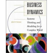 Business Dynamics: Systems Thinking and Modeling for a Complex World with CD-ROM by John Sterman