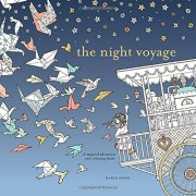 Daria Song The Night Voyage: A Magical Adventure and Coloring Book (Time Adult Coloring Books)