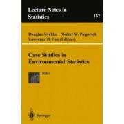 Case Studies in Environmental Statistics by Walter W. Piegorsch